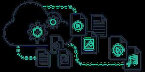 媒体供应链和存档