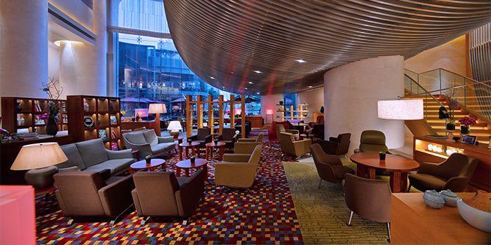 Lounge Area of Andaz Lounge in Andaz Xintiandi, Shanghai