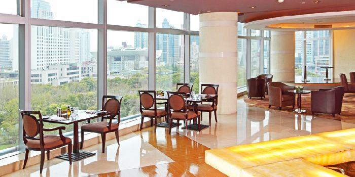 Interior of Favola Italian Restaurant in Le Royal Méridien Shanghai, Huangpu, Shanghai