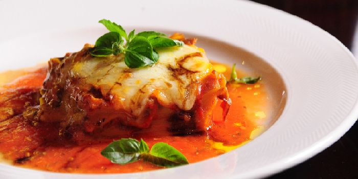 Pasta from Favola Italian Restaurant in Le Royal Méridien Shanghai, Huangpu, Shanghai