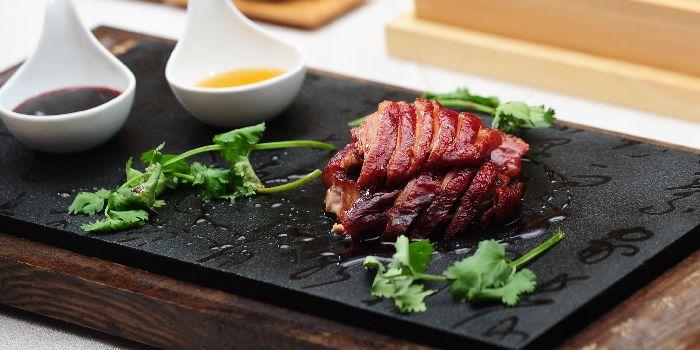 Shanghai Duck from Ai Mei Chinese Restaurant in Le Royal Méridien Shanghai, Huangpu, Shanghai