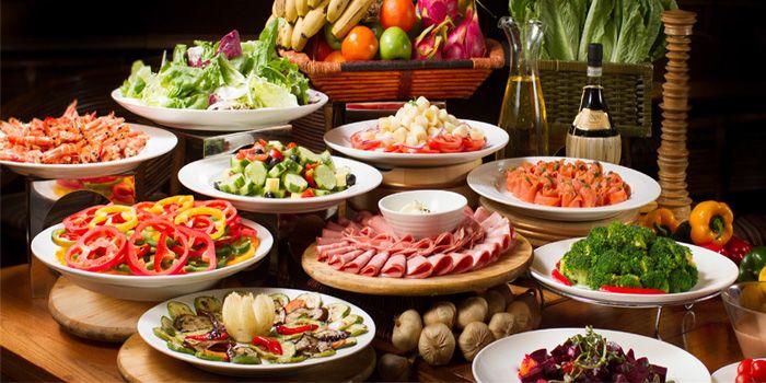 Salad Bar from Latina (Xujiahui) in Grand Gateway Plaza, Xujiahui, Shanghai