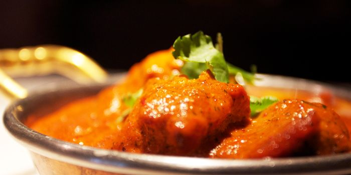 Curry Chicken from Tandoor Indian Restaurant in ZhaoLong Hotel, Chaoyang