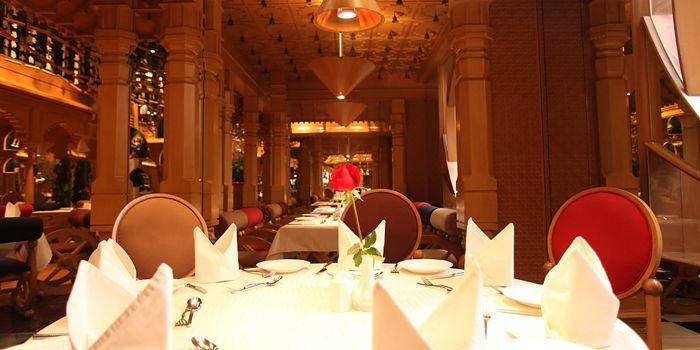 Indoor of Tandoor Indian Restaurant in ZhaoLong Hotel, Chaoyang