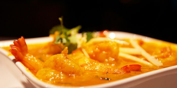 Seafood Curry from Tandoor Indian Restaurant in ZhaoLong Hotel, Chaoyang