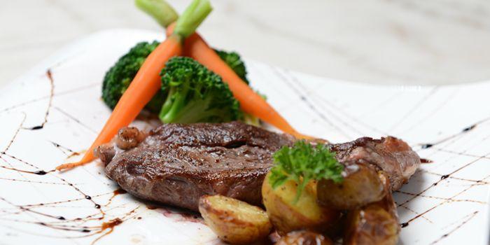 Steak from Goodfellas in The Bund, Shanghai