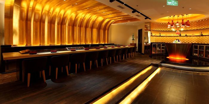 Sushi Bar of Mai at The Westin Beijing in Sanyuanqiao, Beijing