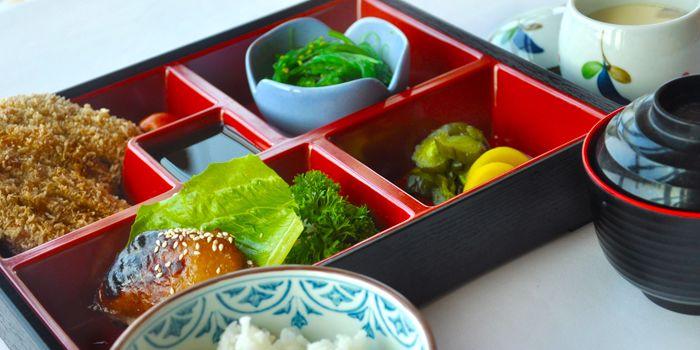 Chicken Katsu from Elements in Grand Kempinski Hotel Shanghai, Pudong, Shanghai