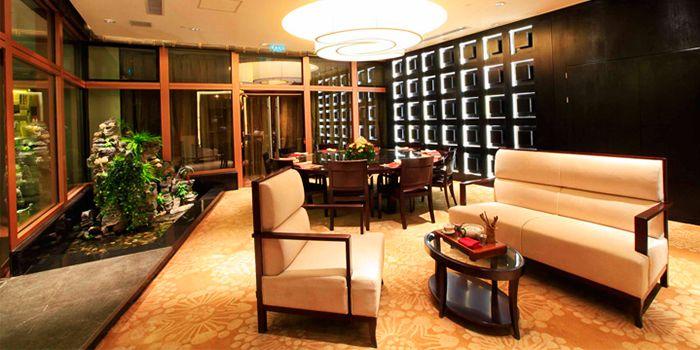 Interior of Lunar 8 in The Fairmont Beijing, Beijing
