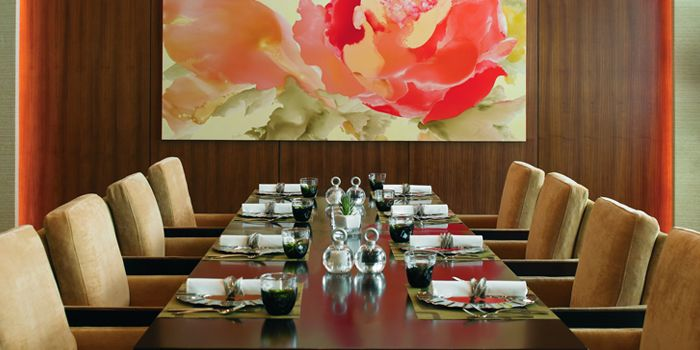 Private Dining Room of Senses in The Westin in Xidan, Beijing