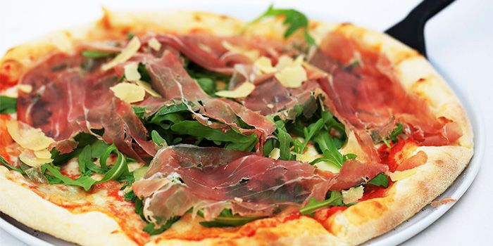 Parma Ham Pizza from Loft Eatalicious (Shunyi) in Shunyi, Beijing