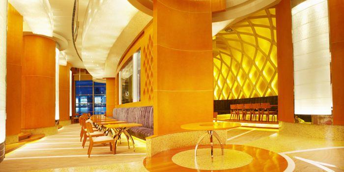 Restaurant view of Acqua in Grand Kempinski Hotel Shanghai, Pudong, Shanghai