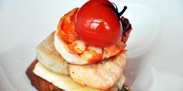 Seafood from Acqua in Grand Kempinski Hotel Shanghai, Pudong, Shanghai