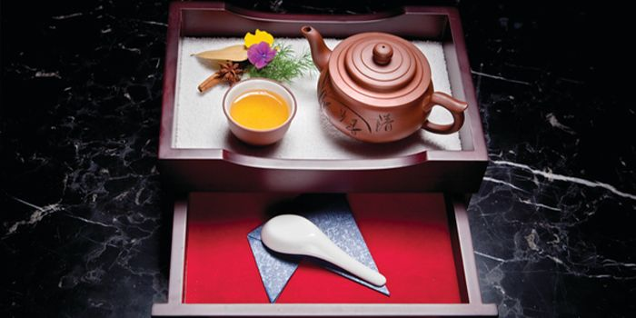 Tea Set from Lunar 8 in The Fairmont Beijing, Beijing