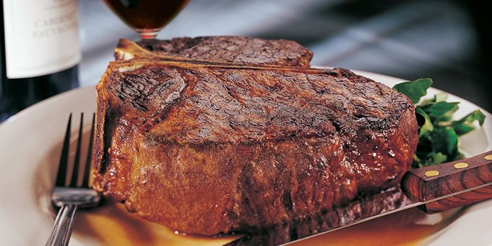 Porterhouse Steak from Morton
