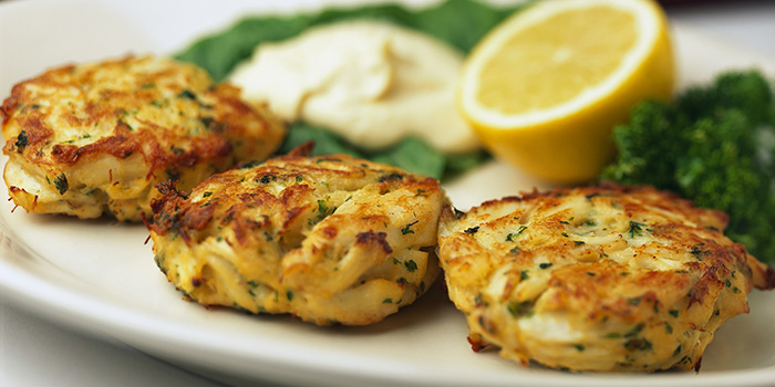 Jumbo Lump Crab Cakes from Morton