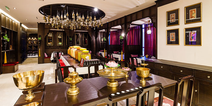 View2 of Patara Fine Thai Cuisine restaurant in Dongcheng District, beijing