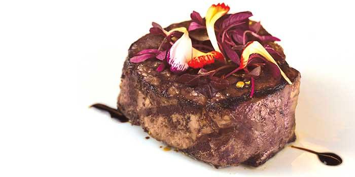 Beef Tenderloin from Moon's Steakhouse in Jing