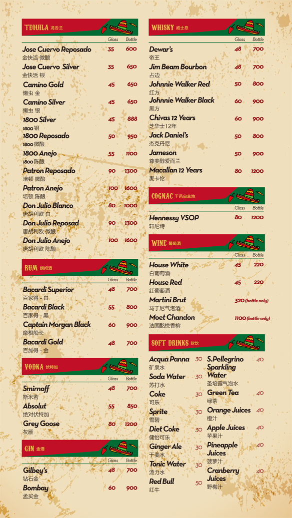 Lu S Chinese Kitchen Menu