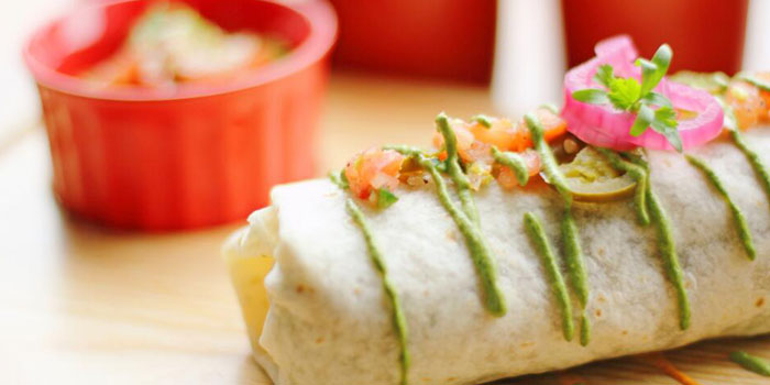 PS Burritos from the Pistolera (Jingqiao) in Pudong, Shanghai
