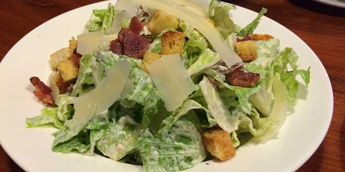Caesar Salad from Hog's Breath Cafe in SOHO Fuxing Plaza, Shanghai