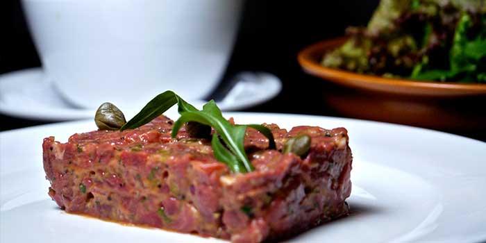 Steak Tartare from Franck Bistrot in Xuhui, Shanghai