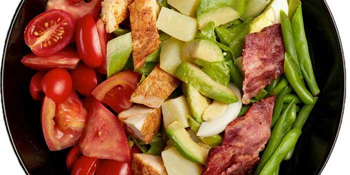 Cobb Salad from Dr. Beer (Gubei) in Gubei, Shanghai