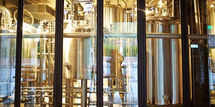 Brewery of Dr. Beer (Gubei) in Gubei, Shanghai