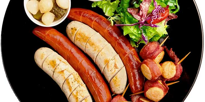 Sausages from Dr. Beer (Fumin) in Jing'An, Shanghai