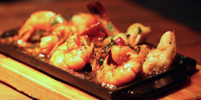 Shrimp of Azul located on Wukang Lu