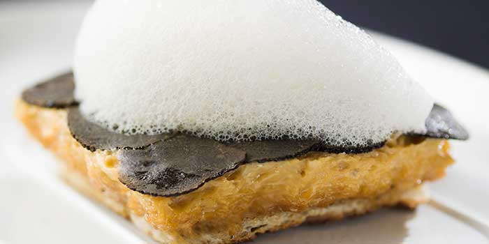 Truffle Bread from Mr & Mrs Bund - Modern Eatery by Paul Pairet in Huangpu District, Shanghai