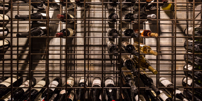 Wine selections of Chez Maurice Wine Bar located on Tai