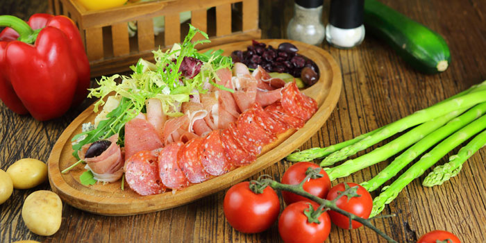 Food of Natural by The Brewer located on Ruijin Er Lu