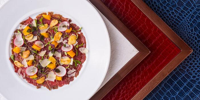 Food of Portmans located in Portman Ritz-Carlton on Nanjing Xi Lu