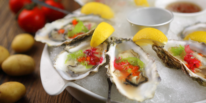 Oyster of Natural by The Brewer located on Ruijin Er Lu
