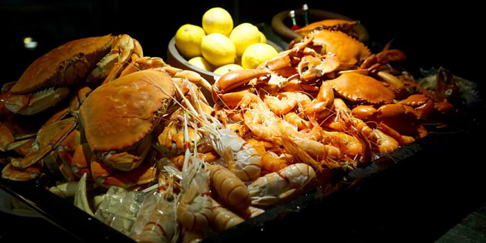 Sea Food of Boil & Broil located at Xintiandi