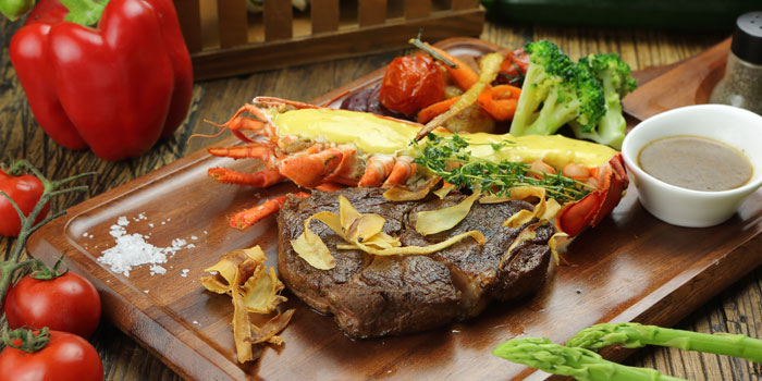 Steak of Natural by The Brewer located on Ruijin Er Lu