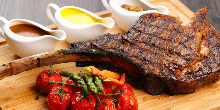 Beef of Dome located at Marriott Hotel Changfeng Park