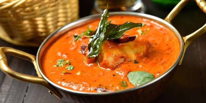 Vedas Chicken madras located at Hongqiao International Pearl City
