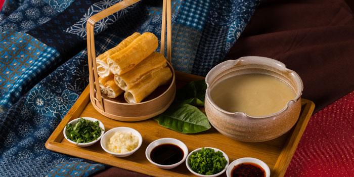 Food of Cha Ma Garden located on Zhongshan Nan Er Lu