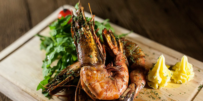 Seafood from Erman
