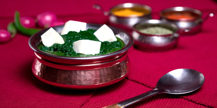Vedas Palak paneer located at Hongqiao International Pearl City
