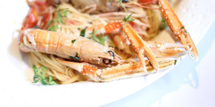 Food of Velluto located on The bund
