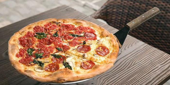 Pizza of Patsy Grimaldi