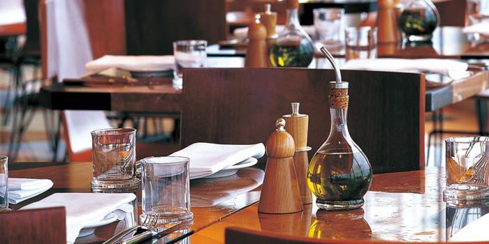 Indoor of Cucina located in Grand Hyatt Pudong, Shanghai