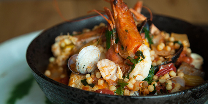 Bang Seafood Fregula from Bang (IAPM) located in Xuhui District, Shanghai