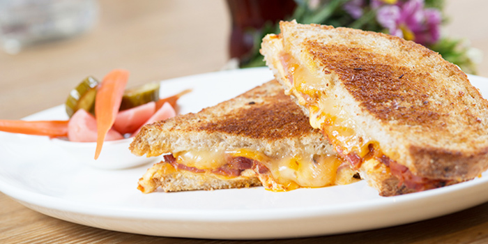 Grilled Cheese from Al