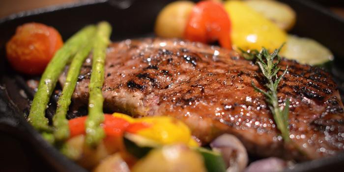Steak of Fumo Wine Bistro located on Xinle Lu, Xuhui District, Shanghai