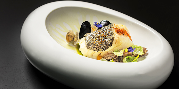 Cod Fish from FED Restaurant & Sky Lounge located in Luwan, Shanghai