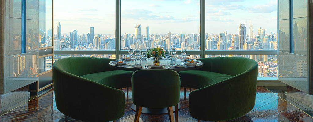 FIFTY RESTAURANT & SKY LOUNGE, LUWAN